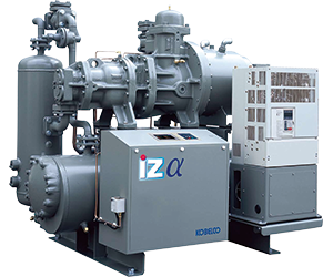 Screw refrigeration compressors / Products / HEARTECH-MIWA